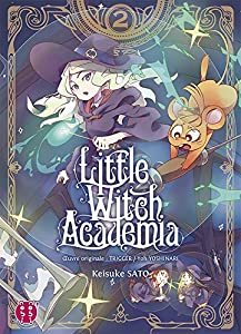 Little Witch Academia Edition simple Tome 2