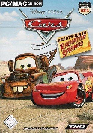 Cars Activity Center - Abenteuer in Radiator Springs [German Version]