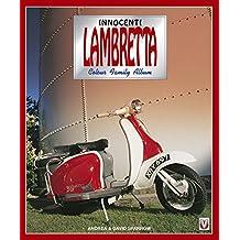 Lambretta Colour Family Album (English Edition)