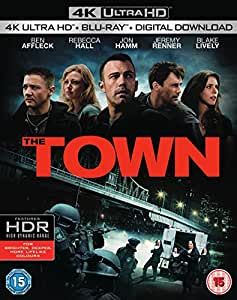The Town [4K UHD] [2016] [Includes Digital Download] [Blu-ray]