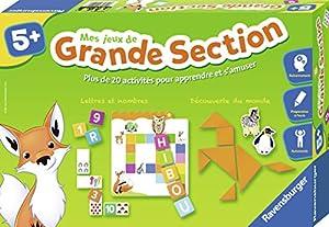 Ravensburger Mes Jeux de Grande Section Niño Niño/niña - Juegos educativos (230 mm, 340 mm, 60 mm, Caja, 4 x Toy Figures)