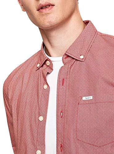 Pepe Jeans Camisa FAWDRY Rojo
