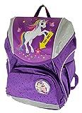 Magischer Einhorn Rucksack Schulranzen Backpack von Einkaufszauber