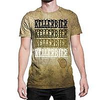 Kellerbier Retro Vintage Le t-shirt est un qualité supérieur qui obtiendra l'attention des amis, des membres de la famille et même des gens de la rue pour son design et son message uniques. C'est parfait pour un anniversaire, une remise des diplômes,...