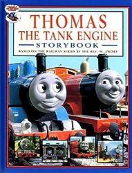 Thomas the Tank Engine Story Book by Rev. Wilbert Vere Awdry (1997-06-15)