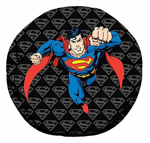 hacky-sack-figurines-superman-8-panneaux-en-daim-producteur-du-commerce-equitable-en-guatemala