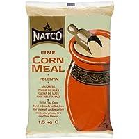 Natco harina de maíz fina 1 x 1,5 kg