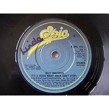 "ISLEY BROTHERS It's a Disco Night UK 7"" 45"