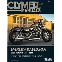 Clymer Manuals Harley-Davidson XL Sportster 2004-2013
