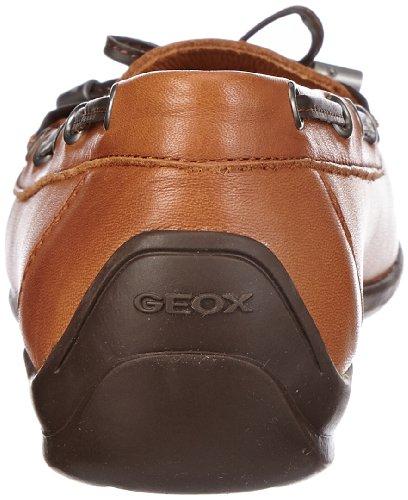 Geox  D YUKI A, pantoufles femme Marron - Braun (LT COGNAC C6025)