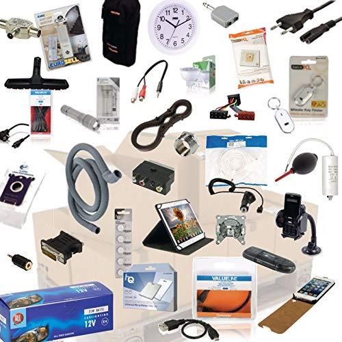 TronicXL B2B Palettenware Restposten Posten Sonderposten Kiste Paket Elektro Haushalt & Co.