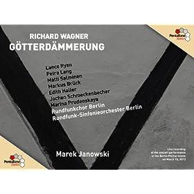 Gotterdammerung (Twilight of the Gods): Prologue: O heilige Gotter! (Brunnhilde, Siegfried)