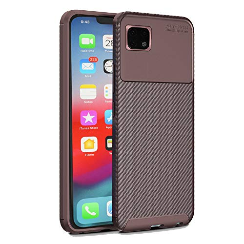 Obamono Case for iPhone Xis 5.8 Inch Slim Case [Grip] with Accessory Drop Protection for iPhone Xis 5.8 Inch (Dark Brown) Iphone Micro Grip