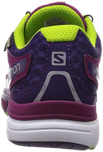 Salomon X-Scream 3d Gtx, Scarpe da Trail Running Donna Purple (Mystic Purple/Cosmic Purple/Granny)