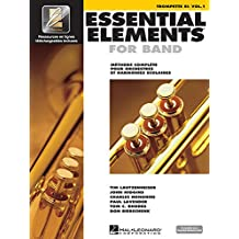 Essential Elements for Band Avec Eei: Vol. 1 - Trompette Sib