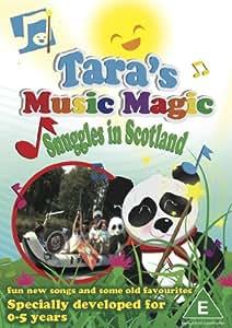 Tara's Music Magic Snuggles in Scotland