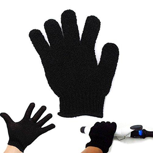 Preisvergleich Produktbild KING DO WAY Schutzhandschuhe Hitzeschutz Arbeitsschutz Handschuhe Bekleidung Friseur