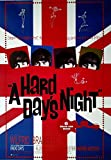 The Beatles: A Hard Day's Night - Yeah! Yeah! Yeah! (WA 2014) | Filmplakat, Poster [68 x 98 cm]