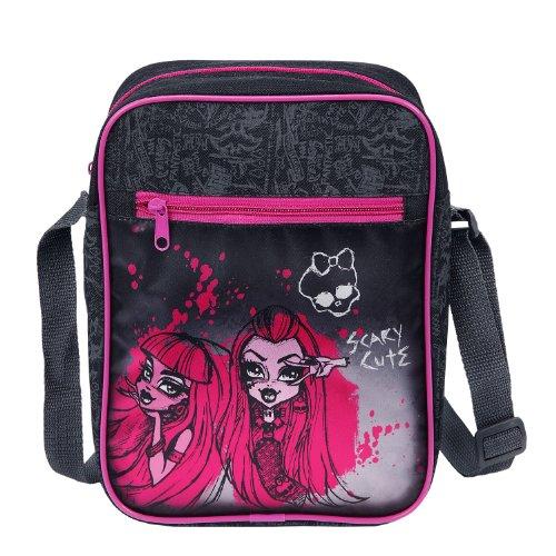 Undercover MH13730 - Postmanbag Monster High, 20 x 26 x 8 cm (Disney Monster High)