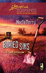 Buried Sins (Three Sisters Inn, Book 3) (Steeple Hill Love Inspired Suspense #80) by Marta Perry (2007-12-04)