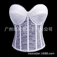 XiaoGao Chaleco Nupcial,40B