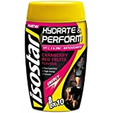 Isostar Hydrate & Perform Cranberry Red Fruits, 6 Dosen a 400g