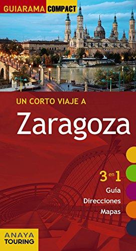 Zaragoza (Guiarama Compact - España) por Anaya Touring