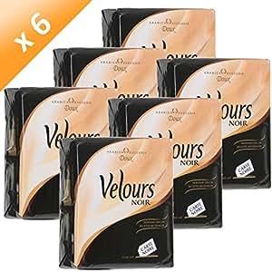 CARTE NOIRE-CARTE NOIRE Café Moulu Velours Noir 2x250g (x6)