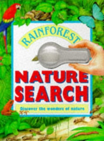 Rainforests (Nature Search) by Andrew Cleave (1992-09-24)