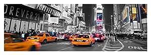 Innova FP05490 New York Taxi Toile Imprimé 30 x 90 cm
