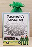Paramedic's Survival Kit - Unique Fun Novelty Gift & Card All In One