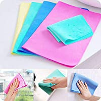 Moolten Magic Towel Reusable Absorbent Water for Kitchen Cleaning Car Cleaning , Unique Living Magic Towel, Super…