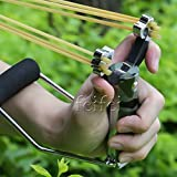 Lista Lista095 Powerful Folding Wrist Sling Shot Slingshot High Velocity