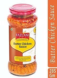 FAZLANI FOODS Ready to Eat Butter Chicken Sauce (285 g)