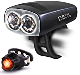 Best Bike Lights - Cycle Torch Night Owl Bike Light USB Rechargeable Review