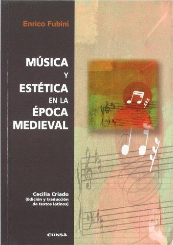 Música y estética en la época medieval por Enrico Fubini