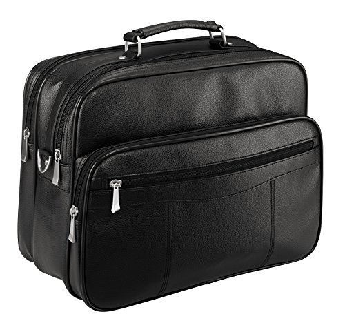 d & n Travel Bags Serviette - Sacoche de voyage 39 cm noir