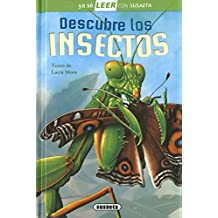 Descubre Los Insectos (Ya sé LEER con Susaeta - nivel 2)