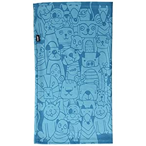 Had Kids Printed Fleece Tube/One Size Funktionstuch