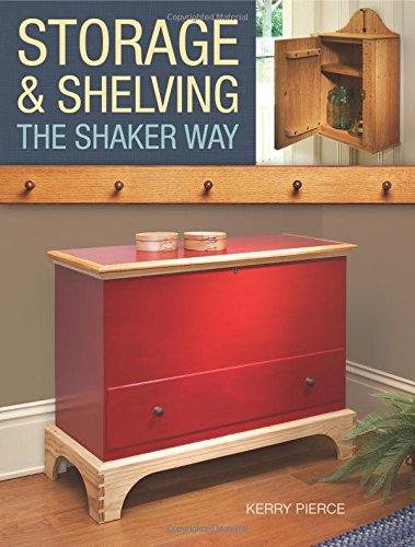 Storage Shelving The Shaker Way