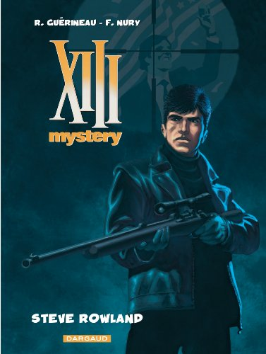 XIII Mystery - tome 5 - Steve Rowland