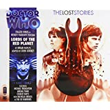 Lords of the Red Planet (Doctor Who: The Lost Stories)
