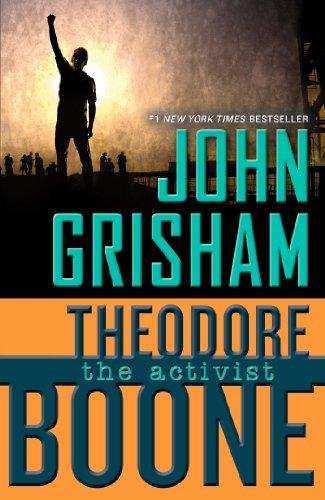Buchseite und Rezensionen zu 'Theodore Boone: The Activist' von John Grisham