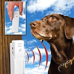 Système à ultrason Anti-aboiements pour chien Bark Stop Ultrasonic Anti-bruit