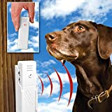 Sistema ad Ultrasuoni contro Abbaiare Cane Bark Stop Anti rumore Ultrasonic