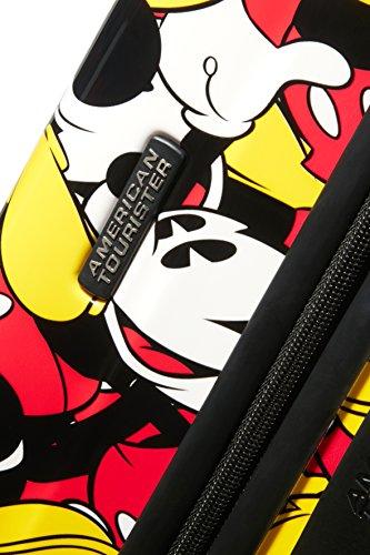 American tourister – Disney Legends – Maleta Spinner 55/20 Alfatwist 2.0, 55 cm, 36 L, 3.2 KG Multicolour (Mickey Comics)