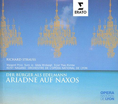 Ariadne auf Naxos: Töne, töne, süße Stimme (Najade/Dryade/Echo/Ariadne/Bacchus)