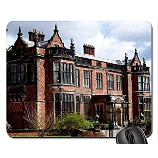Arley Hall Mouse Pad, Mousepad (Houses Mouse Pad)