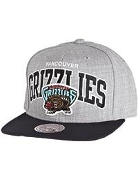 Mitchell & Ness Snapback Cap Black USA SB Vancouver Grizzlies