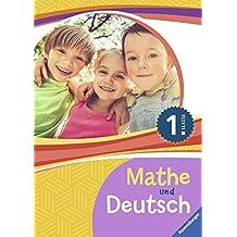 Lern-Detektive: Mathe und Deutsch 1. Klasse